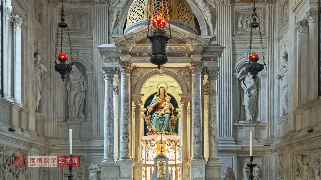 锦绣画屏 Chapel of our Lady of the Rosary